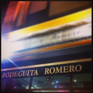 Bodeguita Romero - Foto de @Minconformista